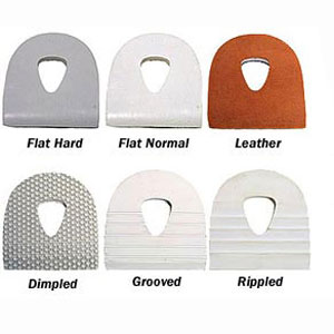 3G Bowling ABS Replacement Heels Bowling Accessories