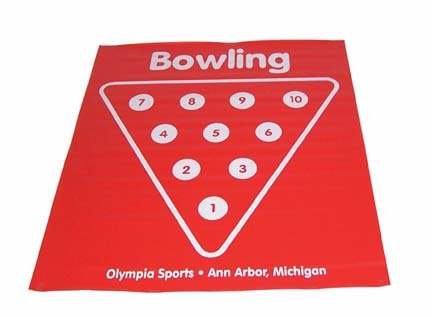 Bowling Pin Placement Pad (Set of 2)