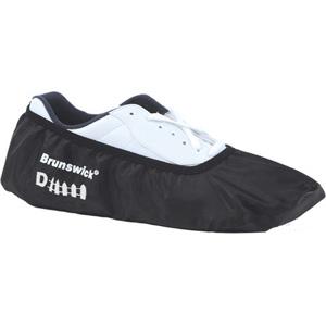 Brunswick Defense Shoe Covers Black Bowling Accessories