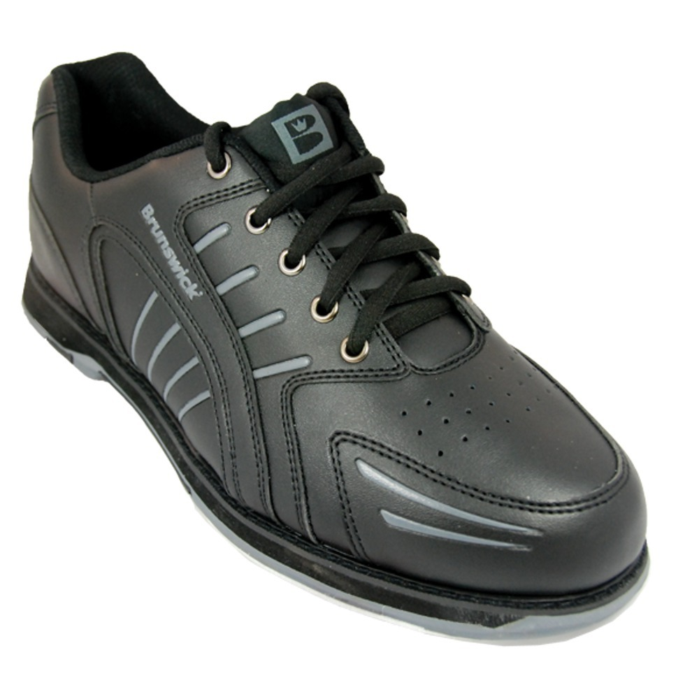Brunswick Men's Cruiser Black Bowling Shoes