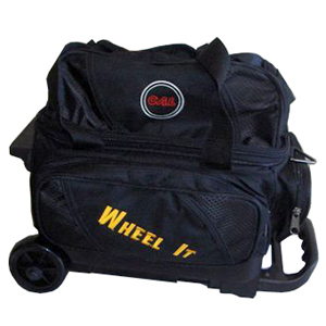 CAL Wheel-It Single Roller Bowling Bags