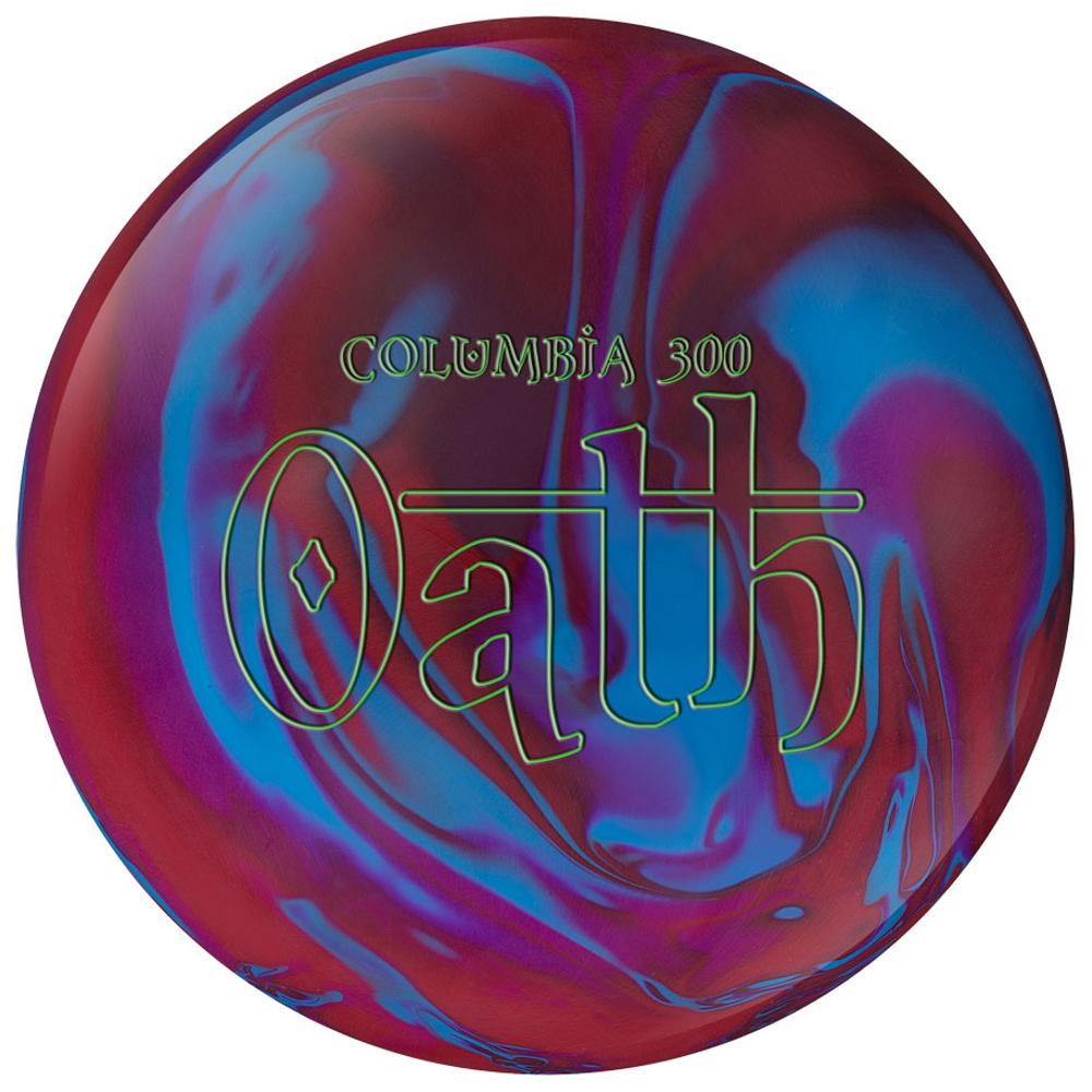 Columbia 300 Oath Bowling Balls