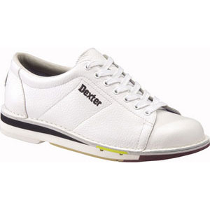 Dexter Men's SST 1 White Right Handed Bowling Shoes