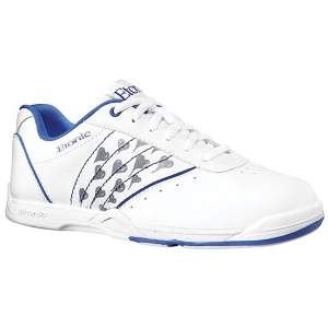 Etonic Womens Basic Kitty II White Bowling Shoes