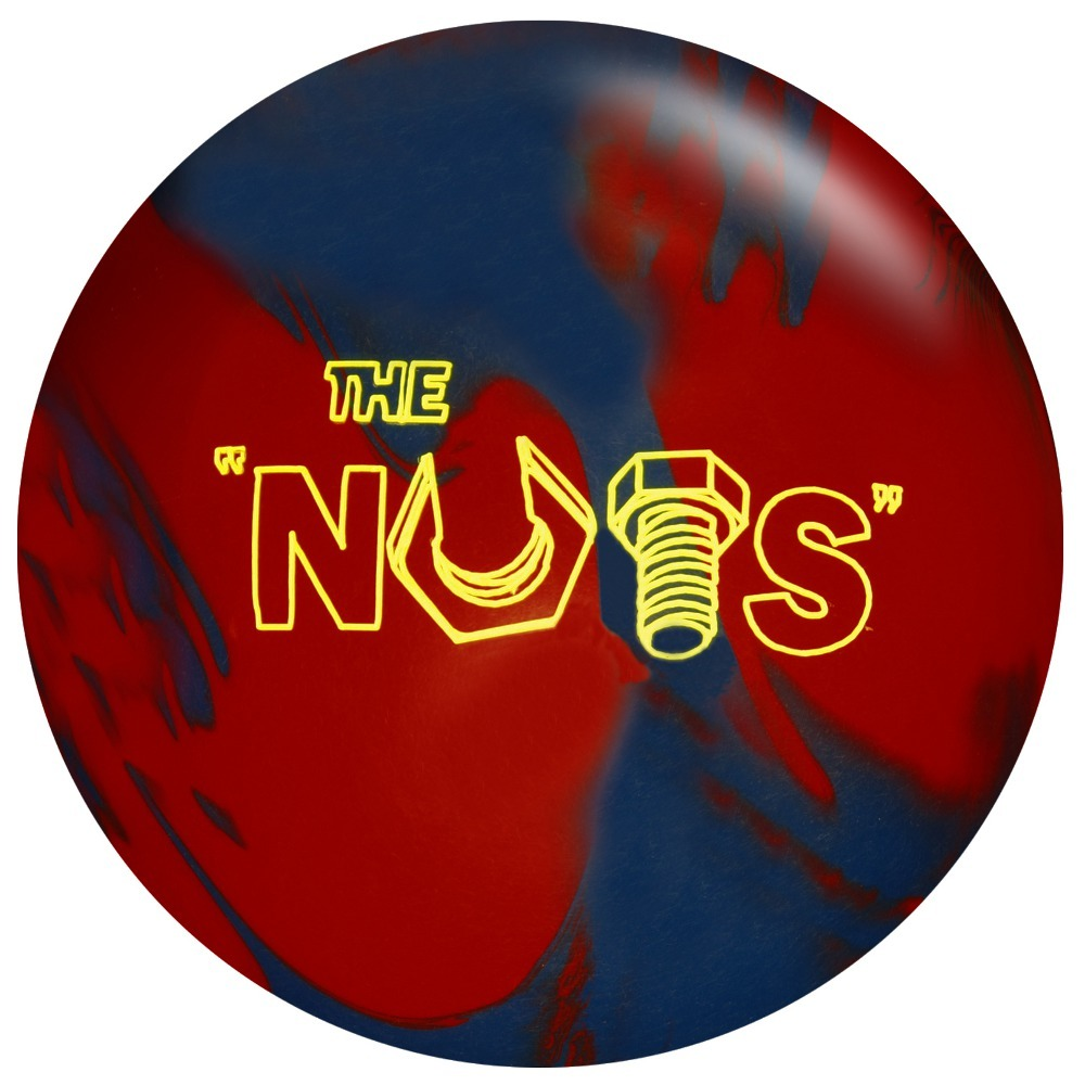 900 Global The NUTS Bowling Balls