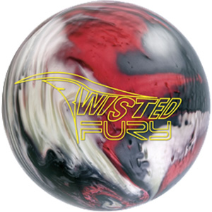 Brunswick Twisted Fury Bowling Balls