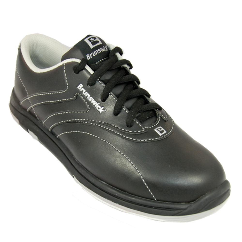 Brunswick Women's Silk Black Bowling Shoes