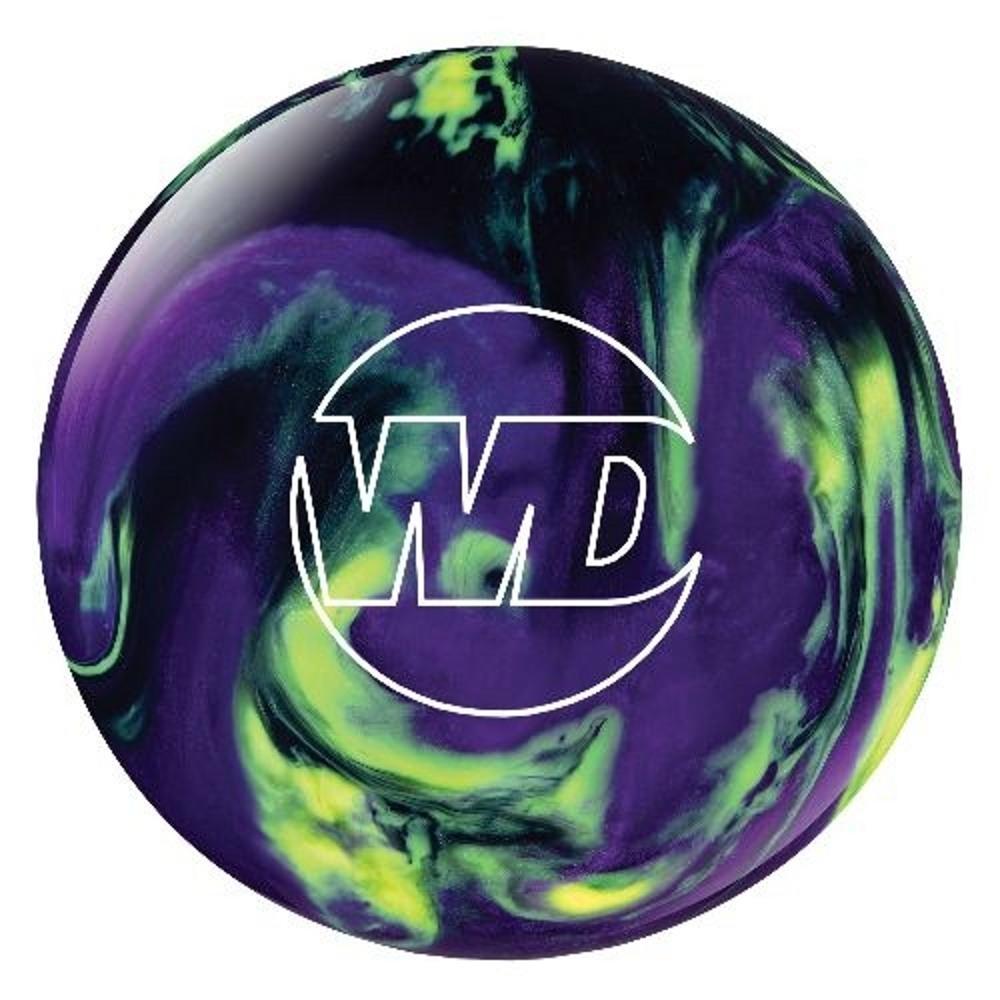 Columbia 300 White Dot Black/Purple/Yellow Bowling Balls