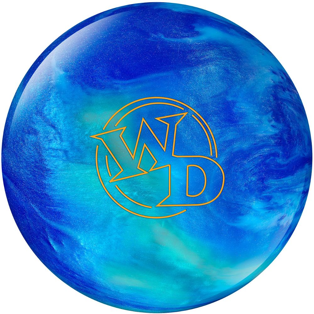 Columbia 300 White Dot Blue Sky Bowling Balls