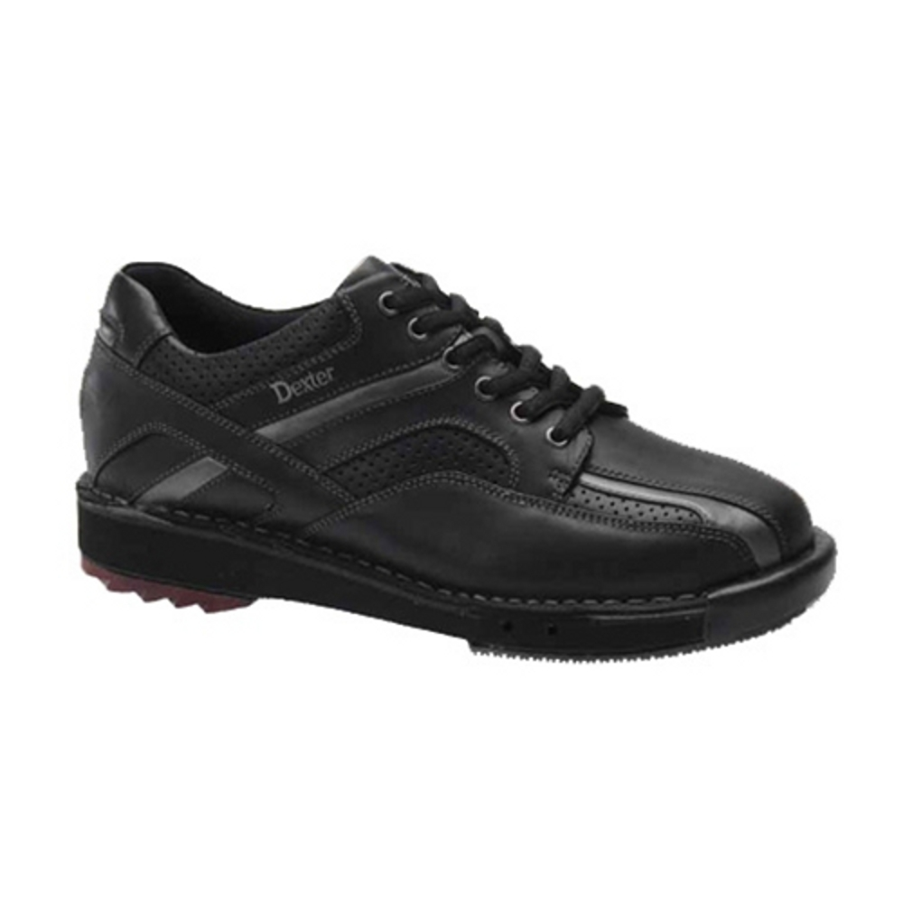 Dexter Men's SST 8 SE Black/Grey Alloy Wide Bowling Shoes