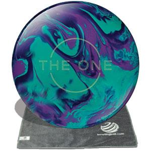 Ebonite The One Encore w/ FREE bowlingball.com Stitched Microfiber Towel Bowling Combos